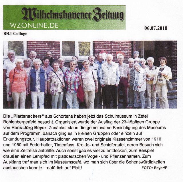 De Plattsnackersde Plattdeutsche Geschichten Und Gedichte